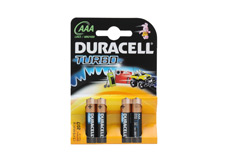 Duracell AAА комплект 4 шт.