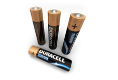 Duracell AAA Turbo