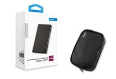 Deppa адаптер питания для ноутбуков, универсальный, 12 коннектеров, USB 1A, 90 Вт