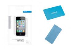 Deppa Apple iPhone 4/4S, прозрачная