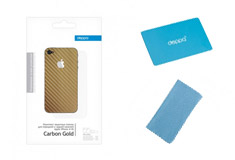 Deppa Apple iPhone 4/4S, Carbon Gold