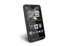 HTC HD2, прозрачная