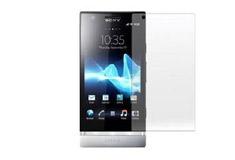 Sony Xperia U, прозрачная