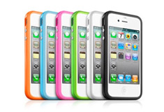 Apple iPhone 4/4S Bumper