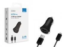 Apple ULTRA 2 USB 2,1 А + дата кабель с разъемом 8-pin для Apple