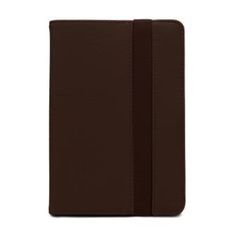 """Explay Кейс-подставка универсальная 7"""" темно-коричневый"""