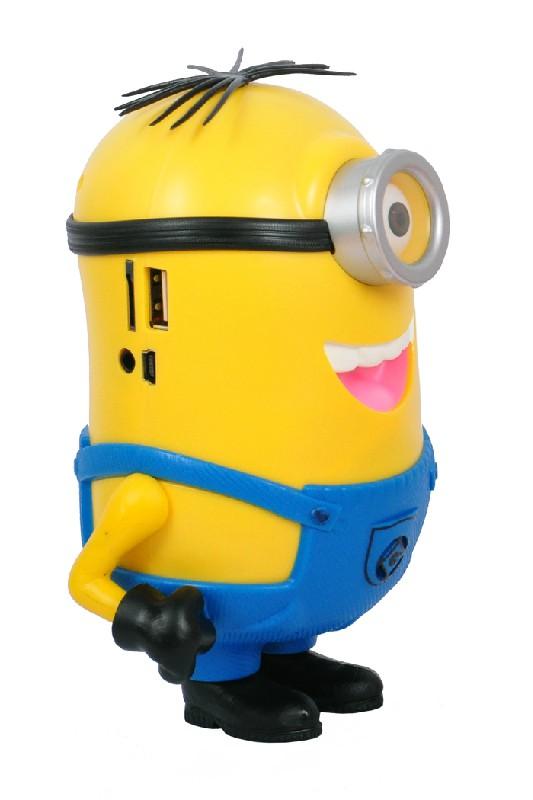 "multibrand игрушка ""Миньон"" (FM,USB,TF)"