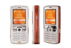 Sony Ericsson W700/W800
