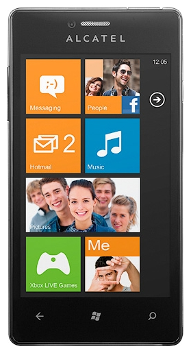 Alcatel OneTouch 5040X View