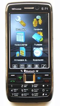 КНР Nokia E71