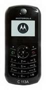 Motorola C113 A