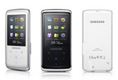 Samsung Flash плеер YP-Q2QB 2Гб